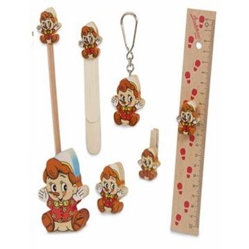 Picture of SCHOOL BIG SET PINOCCHIO