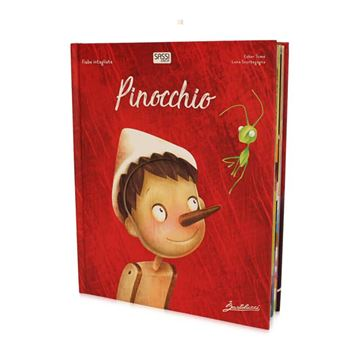Picture of PINNOCCHIO DIE-CUT BOOK