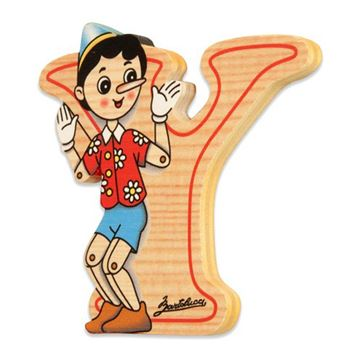 Picture of BIG LETTER PINOCCHIO Y