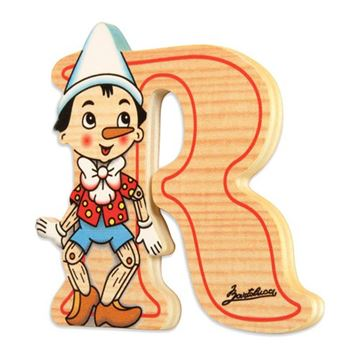 Picture of BIG LETTER PINOCCHIO R