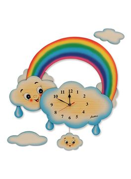 Picture of BIG CLOCK RAINBOW