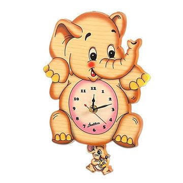 Picture of MEDIUM CLOCK ELEPHANT