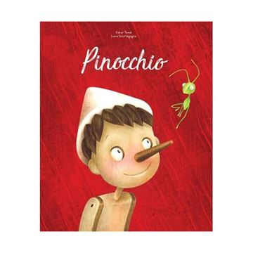 Picture of PINOCCHIO  DIE-CUT BOOK_Inglese