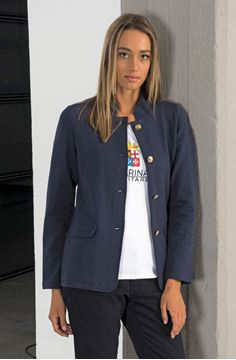 Picture of WOMEN BUTTONED JACKET