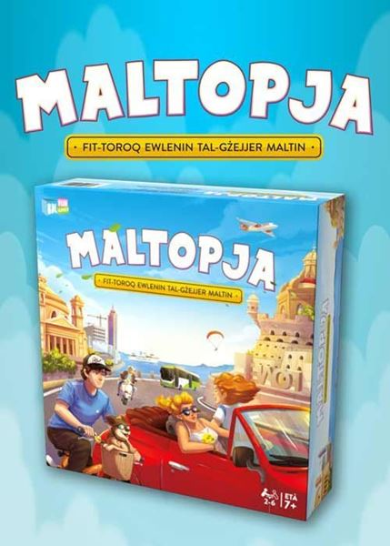 Picture of MALTOPJA