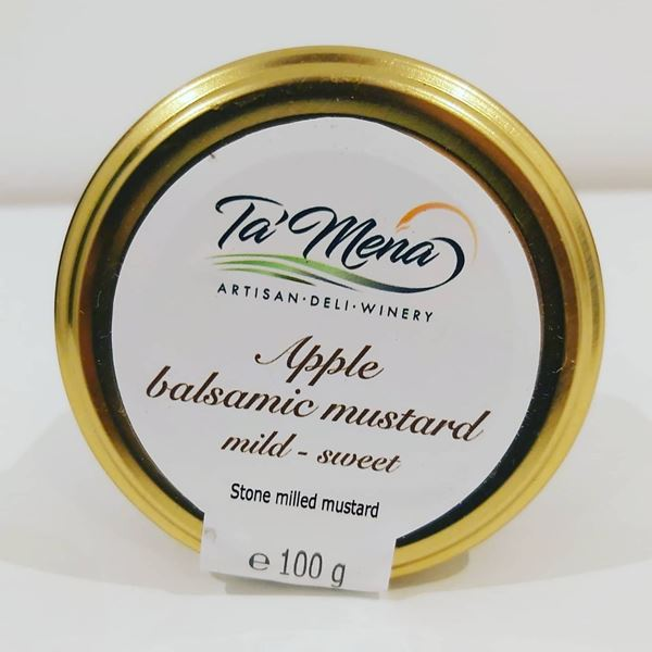 Picture of APPLE BALSAMIC MUSTARD 100G