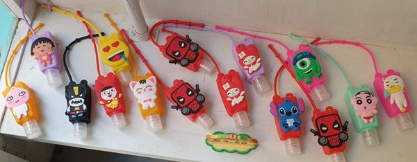 Picture of KEYCHAIN SANITIZERS